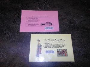 Museum Passports