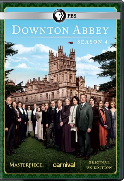 downton abbey s.4