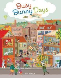 busy bunny