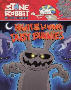 stone rabbit dust bunnies