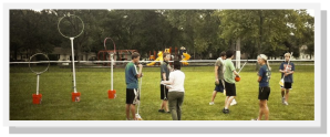Our 4th Annual Quidditch Tournament will be next month!