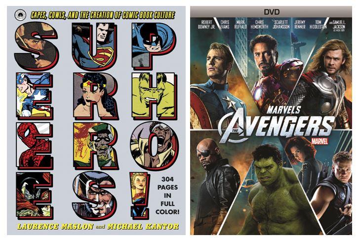 Superheroes! – Eckhart Public Library
