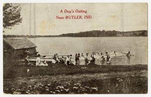 Butler Postcard Front