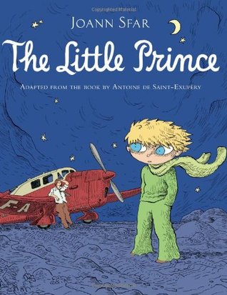 little prince graphic