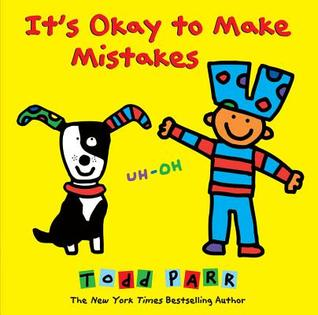 okay to make mistakes
