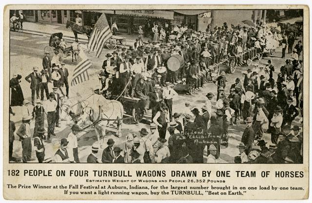 Turnbull Wagons
