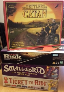 Eckhart Tabletop Game Night