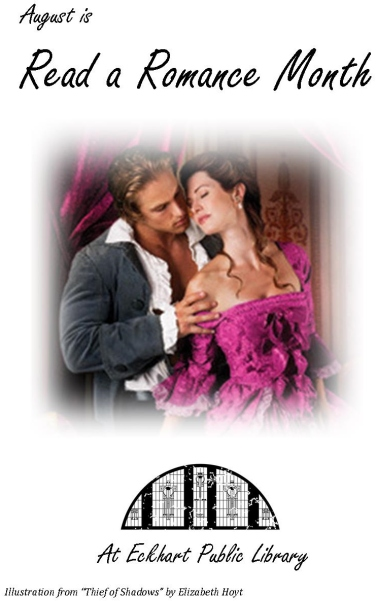 Read a Romance Month Brochure
