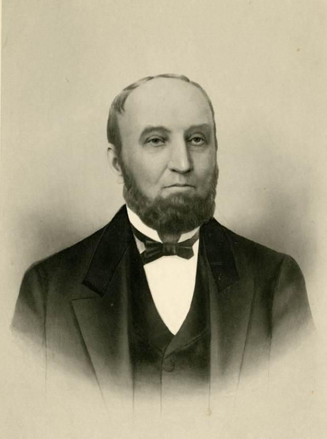 Egbert Mott