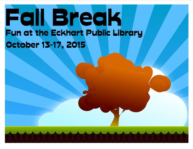 Fall Break Logo