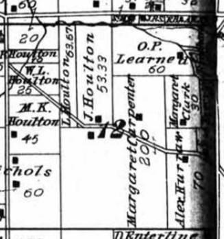 Houlton Map