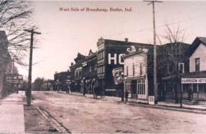 West Broadway Street