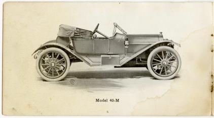 1912 Auburn