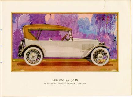 1920 Auburn