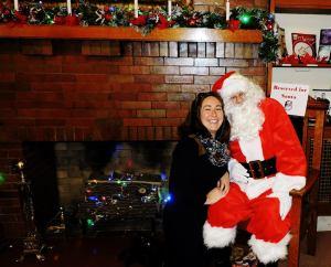 Jan and Santa 2015