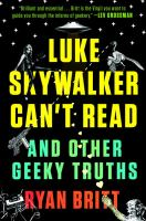 luke can't read