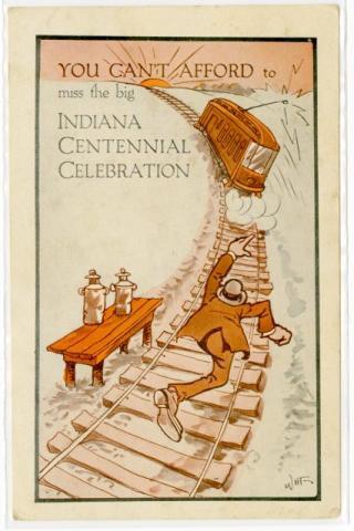 Centennial Postcard 1