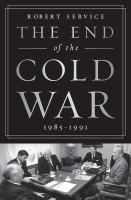 end cold war