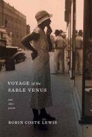 voyage sable venus