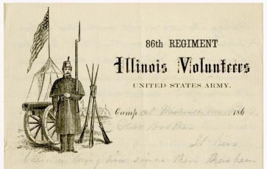 Civil War Letter 1