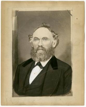 Egbert Mott Portrait 2