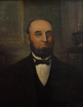 Egbert Mott Portrait