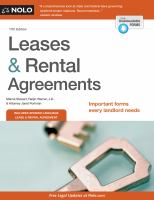 leases and rental