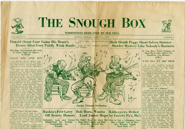 Snough Box