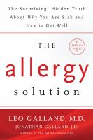 allergy solution