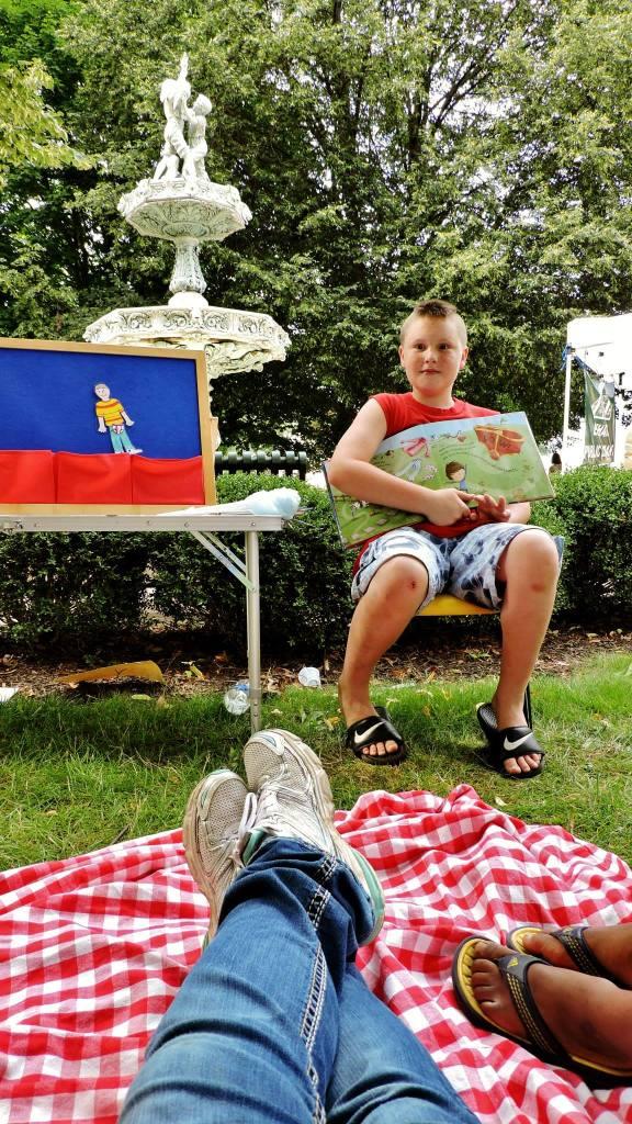 2015 summer read