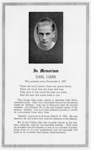 1938 Memorial Page