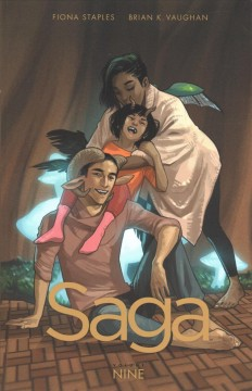 Saga Volume 9 by Fiona Staples