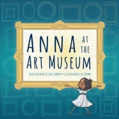 Anna at the Art Museum by  H.J. Hutchins