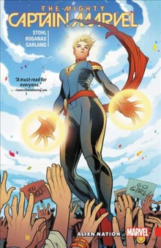 The Mighty Captain Marvel, Vol 1: Alien Nation