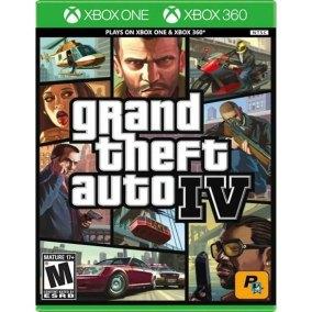 Grand Theft Auto IV XBox One/XBox 360