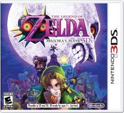 The Legend of Zelda: Majora's Mask for Nintendo 3DS