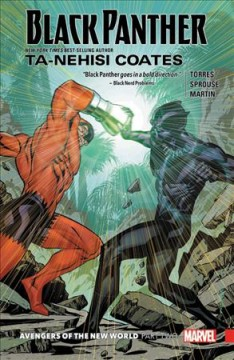 Black Panther Volume 5: Avengers of the New World Part 2