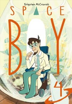 Space Boy Volume 4