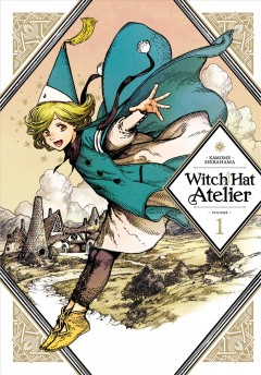 Witch Hat Atelier Volume 1