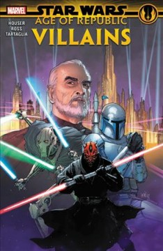 Star Wars Age of Republic: Villains