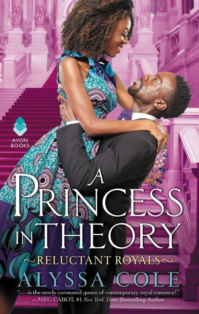 """""""A Princess in Theory"""" by Alyssa Cole"""